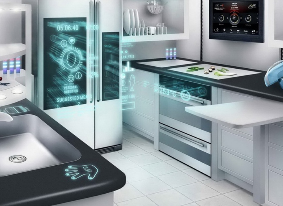 The Field Of Smart Home Automation Is Expanding Rapidly As Electronic  Technologies Converge. The Home Network Encompasses Communications,  Entertainment, ...