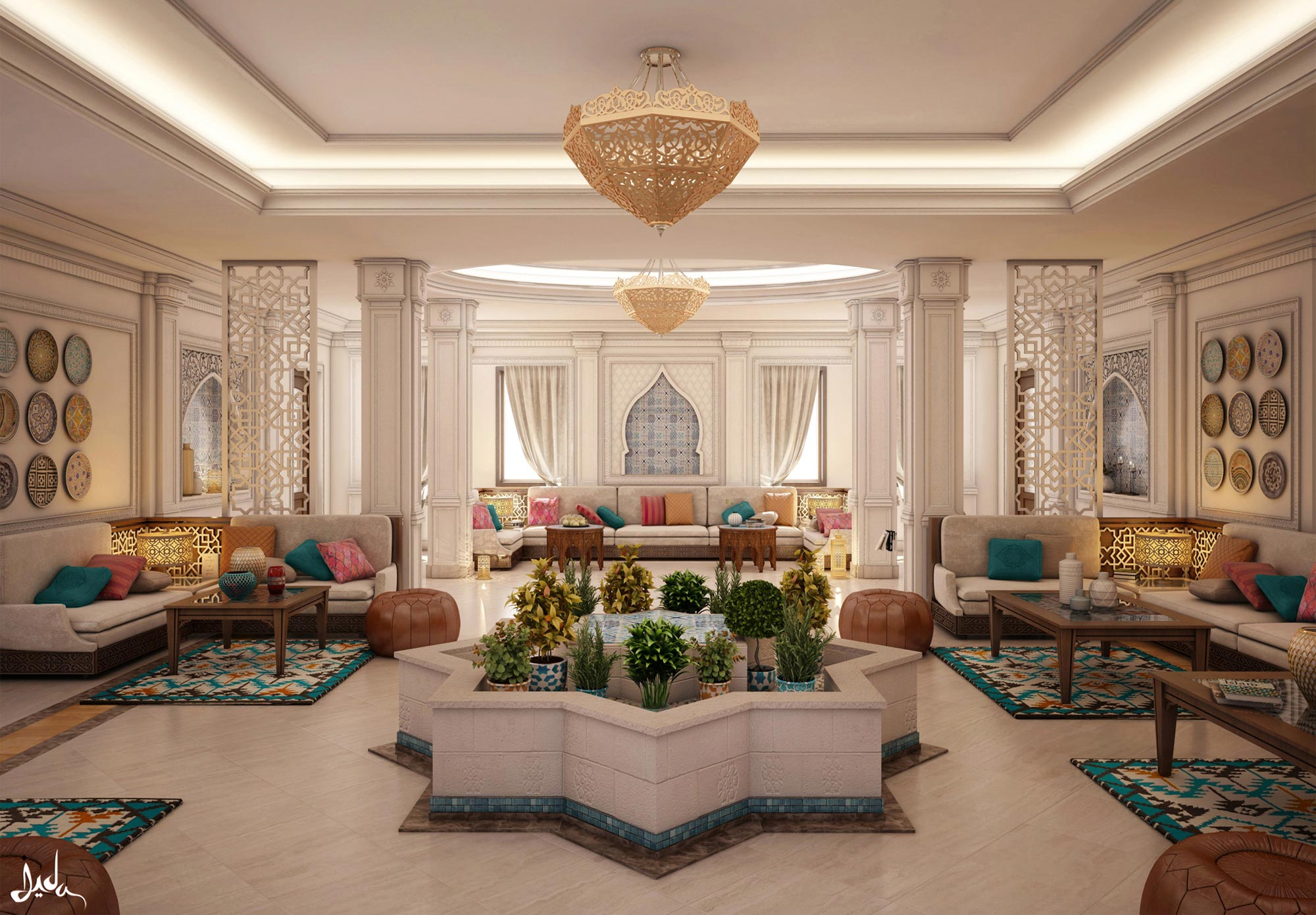 Jeddah Interior Design Architects